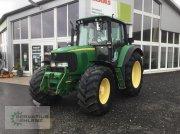 Traktor des Typs John Deere 6420S mit FKH, neu bereift, Gebrauchtmaschine in Rittersdorf