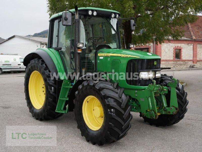 Traktor des Typs John Deere 6420S PP, Gebrauchtmaschine in Kirchdorf (Bild 1)