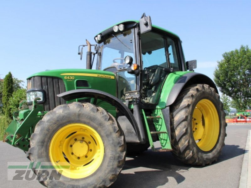 Traktor a típus John Deere 6430 Autopowr, Gebrauchtmaschine ekkor: Schoental-Westernhausen (Kép 1)