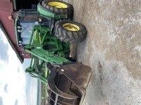 John Deere 6430  Premium med 653 frontlæsser Traktor