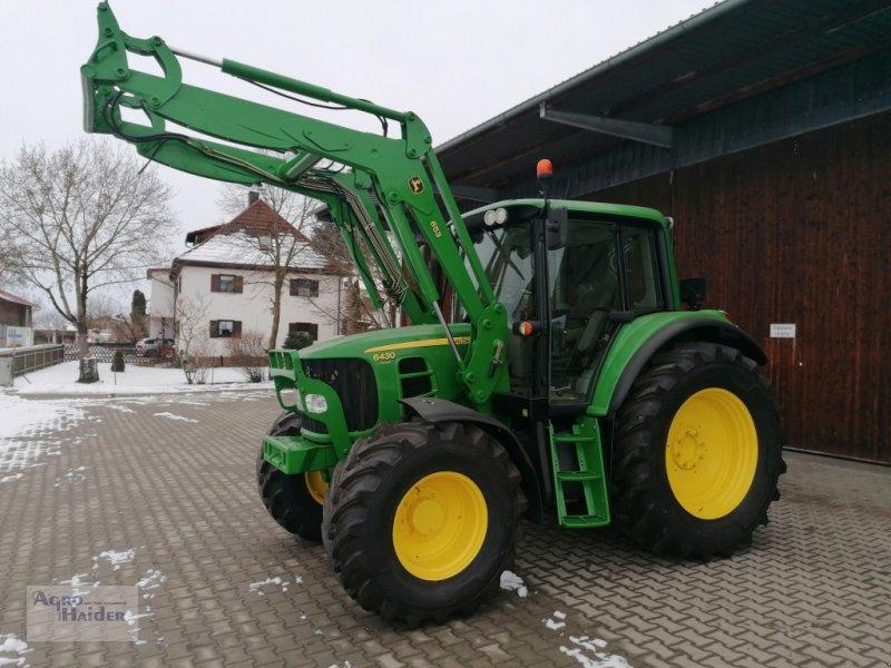 Traktor типа John Deere 6430  PREMIUM, Gebrauchtmaschine в Moosthenning (Фотография 1)