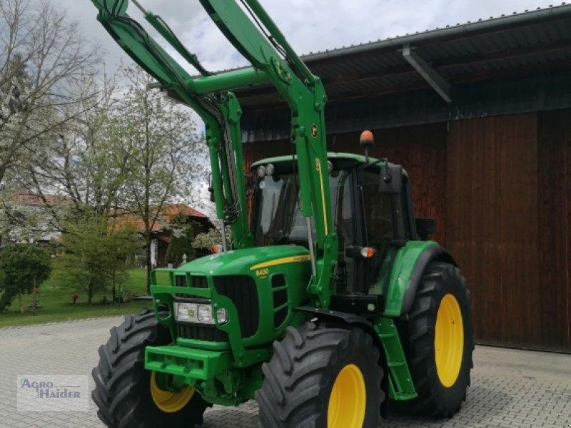 Traktor des Typs John Deere 6430  PREMIUM, Gebrauchtmaschine in Moosthenning (Bild 1)