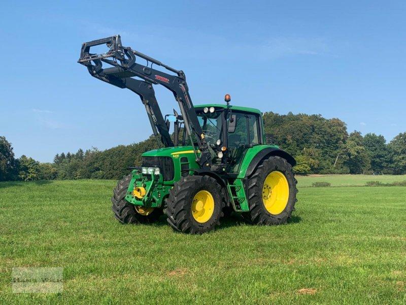 Traktor des Typs John Deere 6430  PREMIUM, Gebrauchtmaschine in Antdorf (Bild 1)