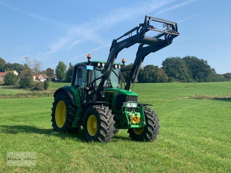 Traktor des Typs John Deere 6430  PREMIUM, Gebrauchtmaschine in Antdorf (Bild 4)