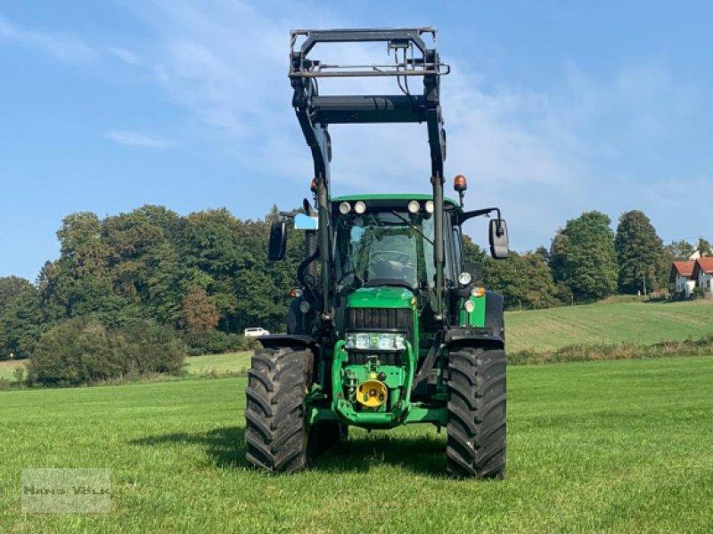Traktor des Typs John Deere 6430  PREMIUM, Gebrauchtmaschine in Antdorf (Bild 5)