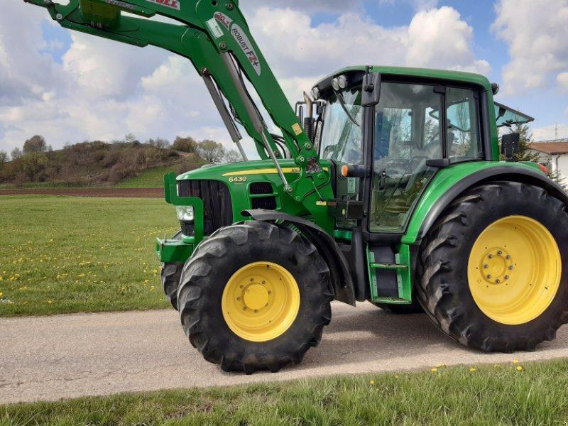 Traktor des Typs John Deere 6430  PREMIUM, Gebrauchtmaschine in Bisingen (Bild 1)