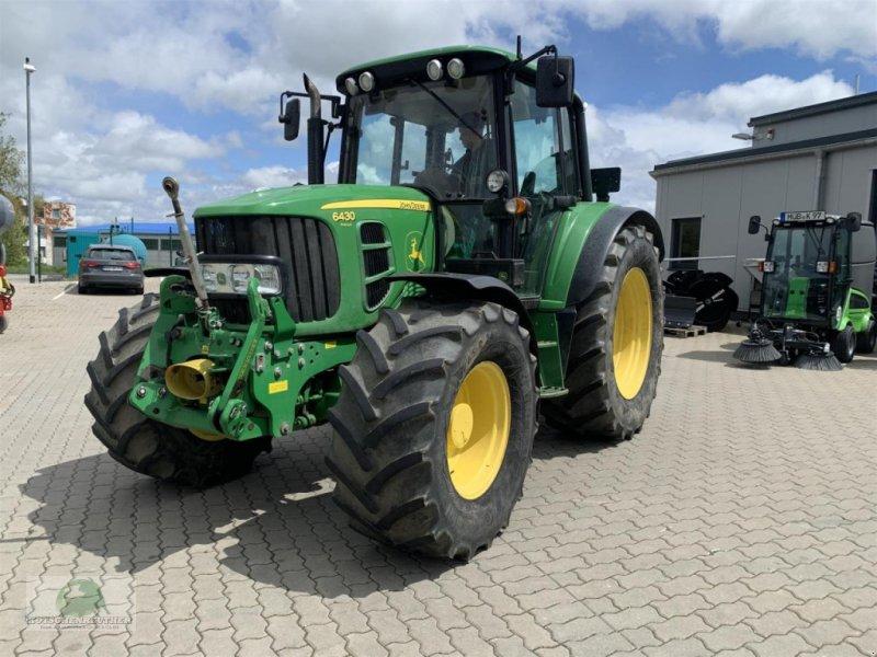 Traktor типа John Deere 6430, Gebrauchtmaschine в Münchberg (Фотография 2)