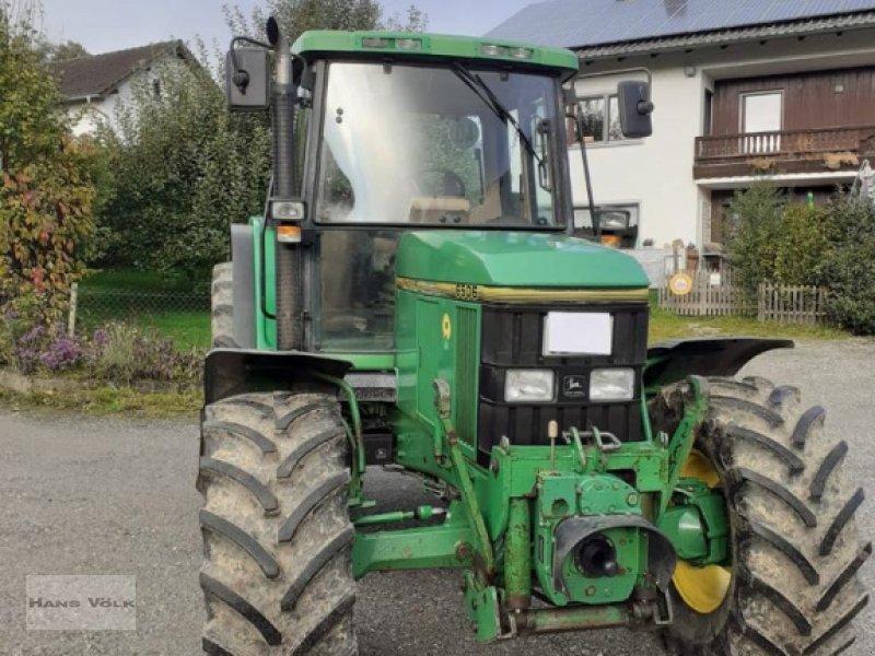 Traktor des Typs John Deere 6506, Gebrauchtmaschine in Eching (Bild 1)