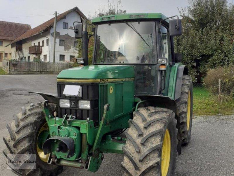 Traktor des Typs John Deere 6506, Gebrauchtmaschine in Eching (Bild 2)