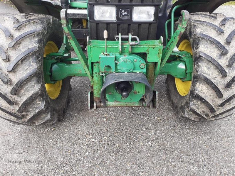 Traktor des Typs John Deere 6506, Gebrauchtmaschine in Eching (Bild 4)