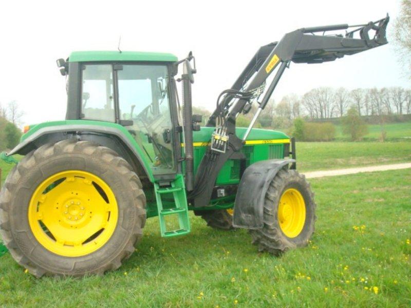 Traktor typu John Deere 6510 PREMIUM, Gebrauchtmaschine w Oxenbronn (Zdjęcie 1)