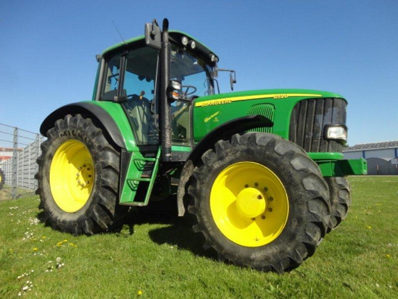 Traktor a típus John Deere 6520 Premium, Gebrauchtmaschine ekkor: Kandern-Tannenkirch (Kép 1)