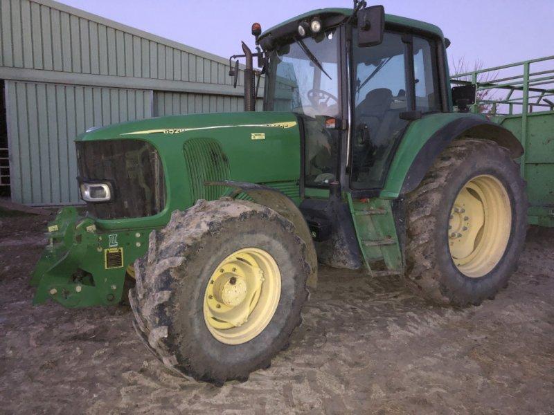 Traktor typu John Deere 6520, Gebrauchtmaschine w Moulins (Zdjęcie 1)