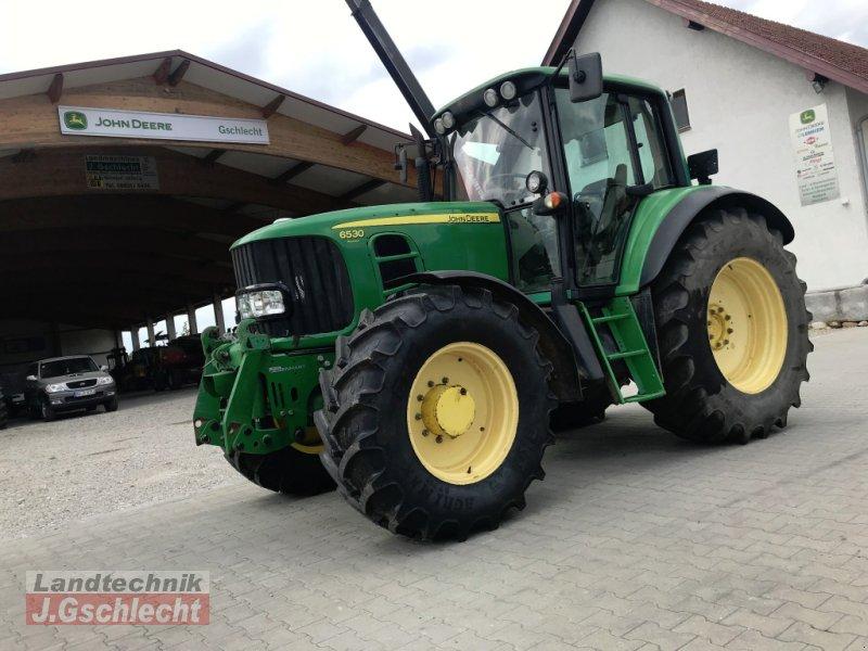 Traktor des Typs John Deere 6530 Premium, Gebrauchtmaschine in Mühldorf (Bild 1)