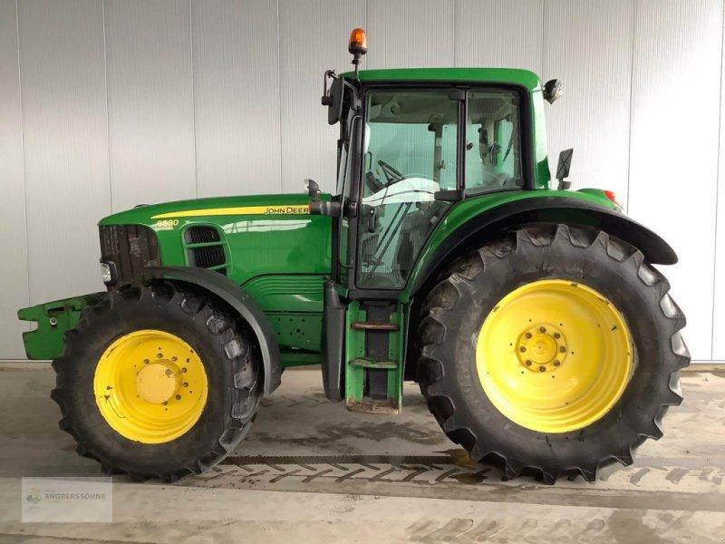 Traktor tipa John Deere 6530, Gebrauchtmaschine u Uelsen (Slika 1)