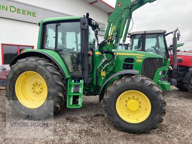 Traktor des Typs John Deere 6534 Premium, Gebrauchtmaschine in Stockach (Bild 1)