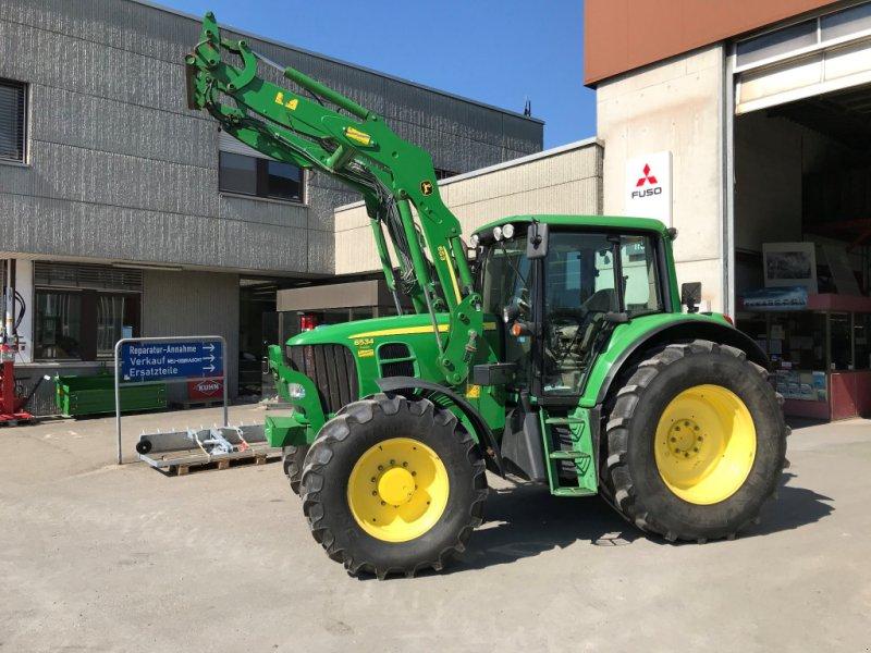 Traktor des Typs John Deere 6534 Premium, Gebrauchtmaschine in Ravensburg (Bild 2)