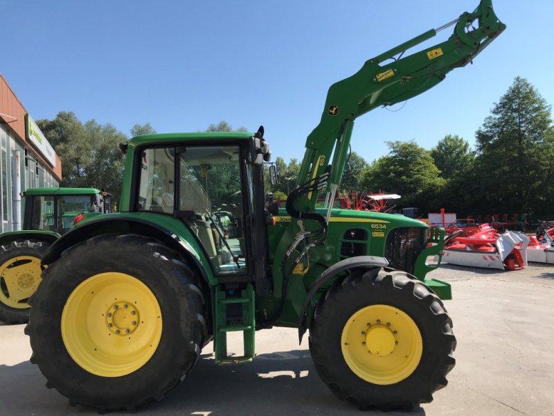 Traktor des Typs John Deere 6534 Premium, Gebrauchtmaschine in Ravensburg (Bild 5)