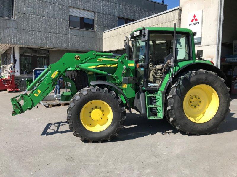 Traktor des Typs John Deere 6534 Premium, Gebrauchtmaschine in Ravensburg (Bild 6)