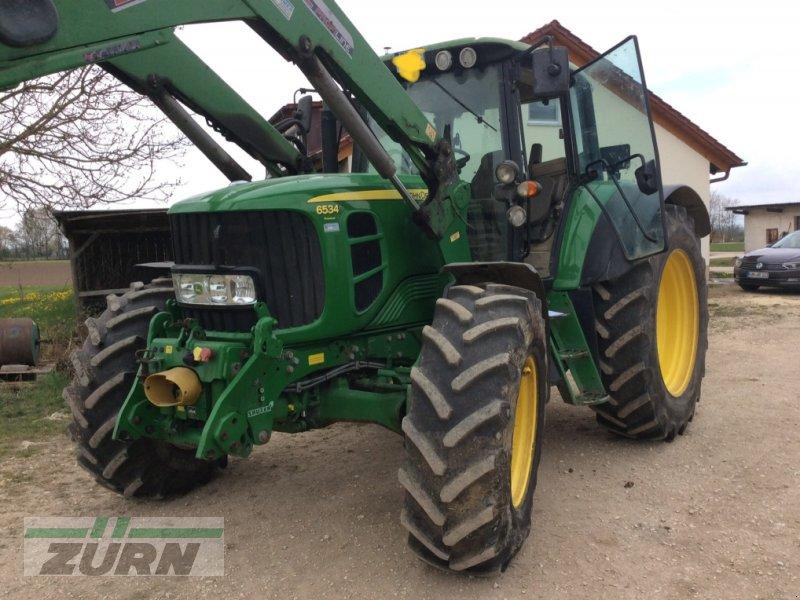Traktor des Typs John Deere 6534 Premium, Gebrauchtmaschine in Merklingen (Bild 1)