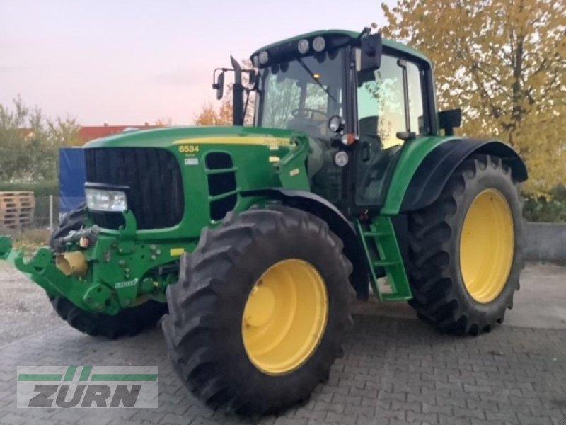 Traktor tip John Deere 6534 Premium, Gebrauchtmaschine in Schoental-Westernhausen (Poză 1)