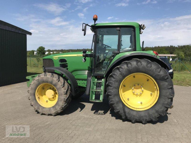 Traktor des Typs John Deere 6534 Premium, Gebrauchtmaschine in Alt-Mölln (Bild 1)