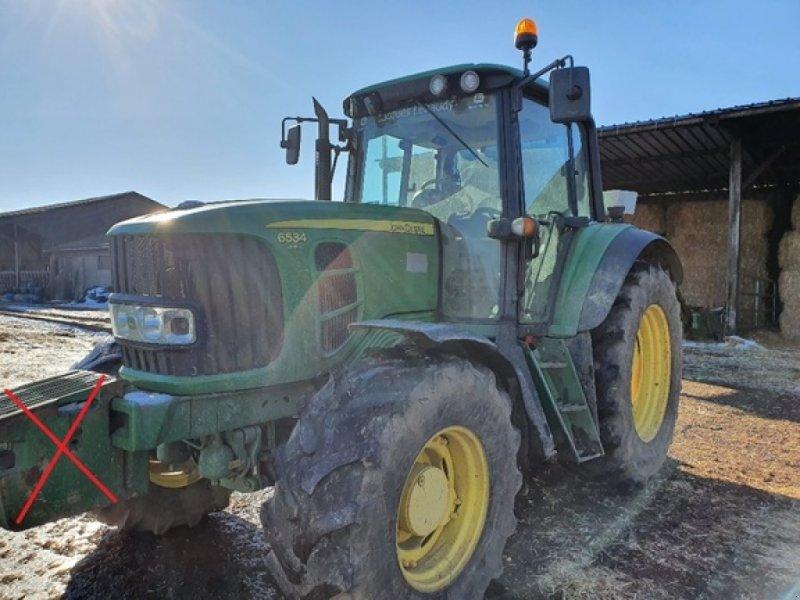 Traktor typu John Deere 6534, Gebrauchtmaschine w DOMFRONT (Zdjęcie 1)