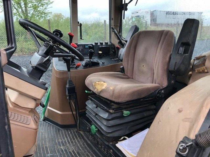 Traktor des Typs John Deere 6600 4WD, 40 KM/T, Gebrauchtmaschine in Børkop (Bild 5)