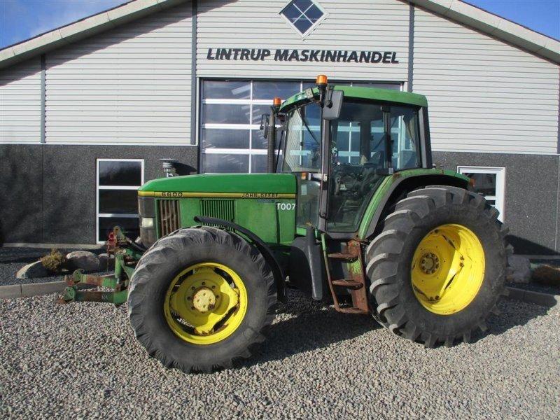 Traktor typu John Deere 6600 PQ Gode bagdæk, Gebrauchtmaschine w Lintrup (Zdjęcie 1)