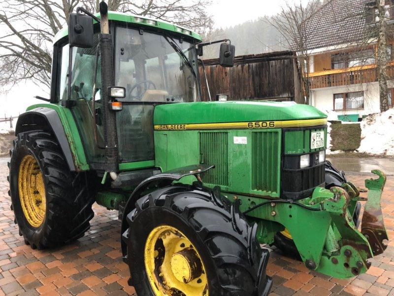 Traktor des Typs John Deere 6600, Gebrauchtmaschine in Donaueschingen (Bild 1)