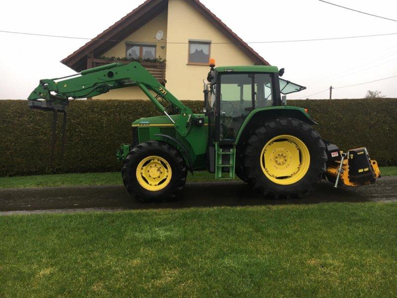 Traktor des Typs John Deere 6600, Gebrauchtmaschine in Ebeleben (Bild 1)