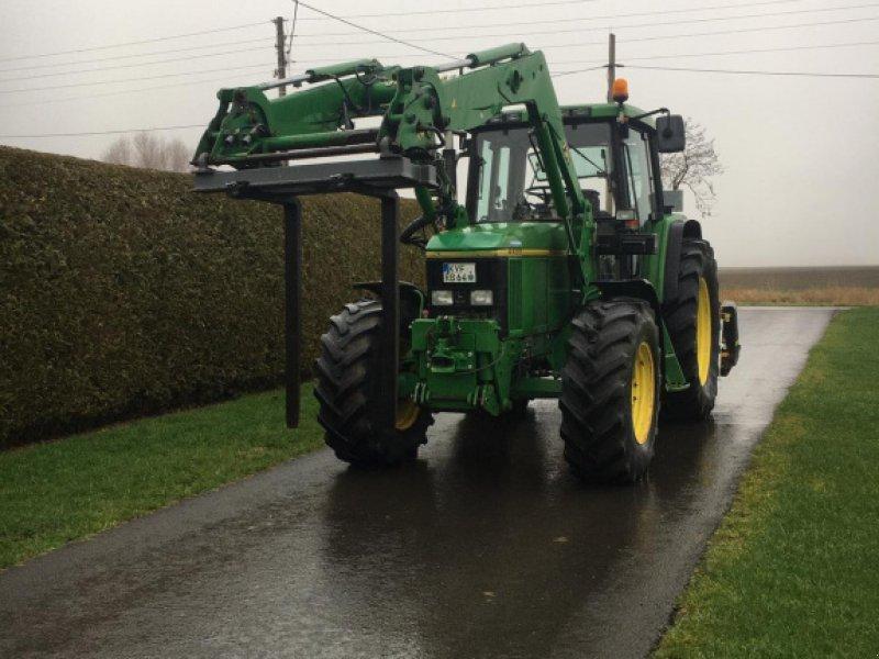 Traktor des Typs John Deere 6600, Gebrauchtmaschine in Ebeleben (Bild 2)