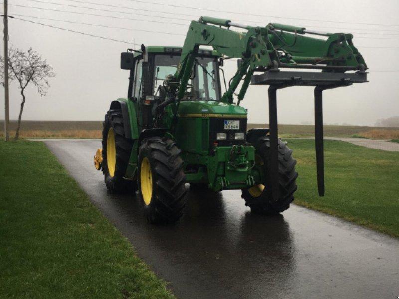 Traktor des Typs John Deere 6600, Gebrauchtmaschine in Ebeleben (Bild 3)