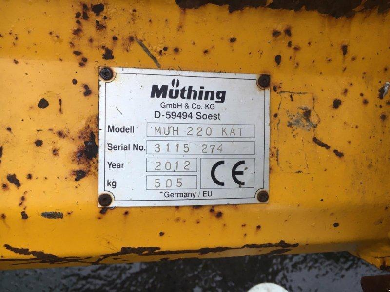 Traktor des Typs John Deere 6600, Gebrauchtmaschine in Ebeleben (Bild 12)