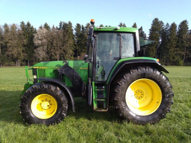 Traktor des Typs John Deere 6600, Gebrauchtmaschine in Söchtenau (Bild 1)