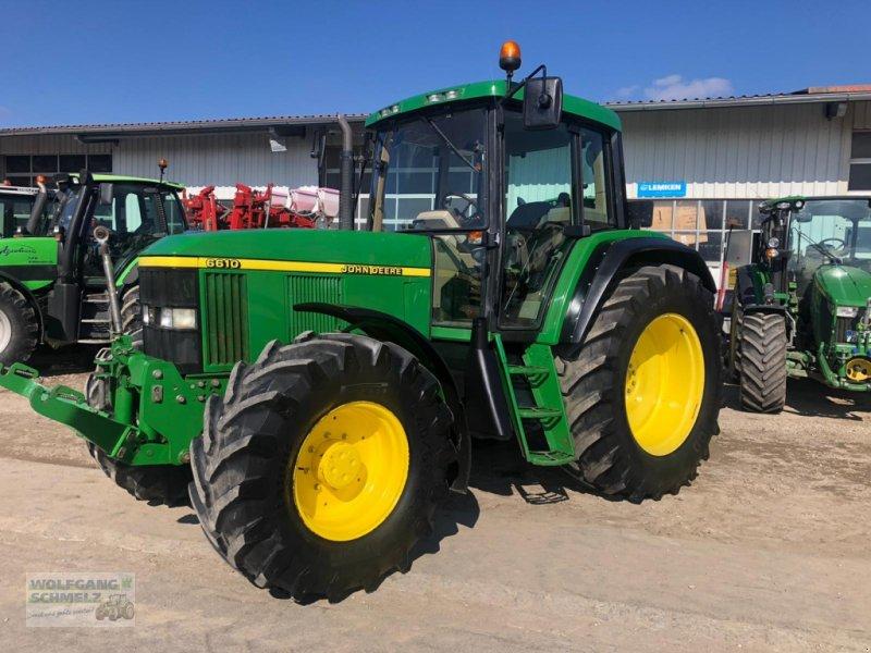 Traktor typu John Deere 6610 Premium, Gebrauchtmaschine w Pocking (Zdjęcie 1)