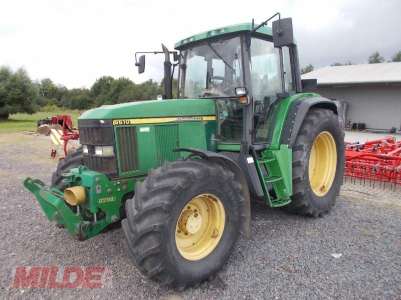 Traktor типа John Deere 6610 Premium, Gebrauchtmaschine в Elsteraue-Bornitz (Фотография 1)