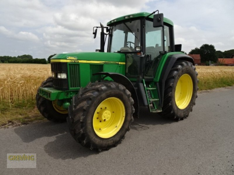 Traktor des Typs John Deere 6610 Premium, Gebrauchtmaschine in Wettringen (Bild 1)
