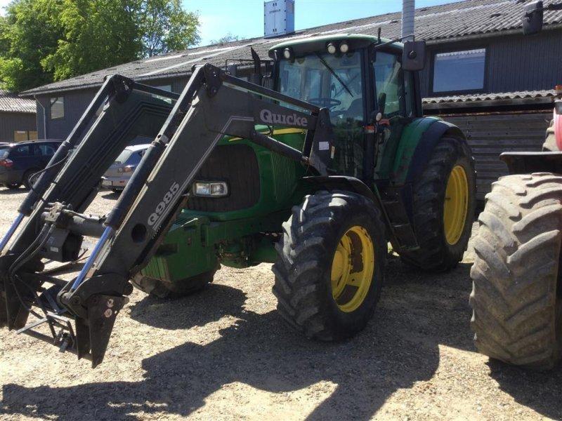 Traktor типа John Deere 6620 Auto Power Med Quicke Q985 læsser, Gebrauchtmaschine в Aulum (Фотография 4)