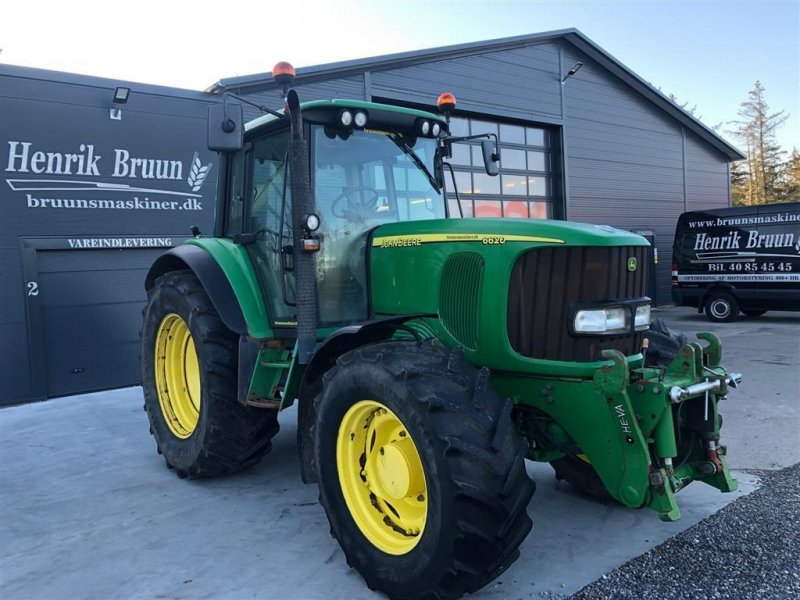 Traktor типа John Deere 6620 Autopower & frontlift, Gebrauchtmaschine в Brønderslev (Фотография 3)