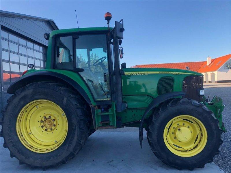 Traktor типа John Deere 6620 Autopower & frontlift, Gebrauchtmaschine в Brønderslev (Фотография 4)