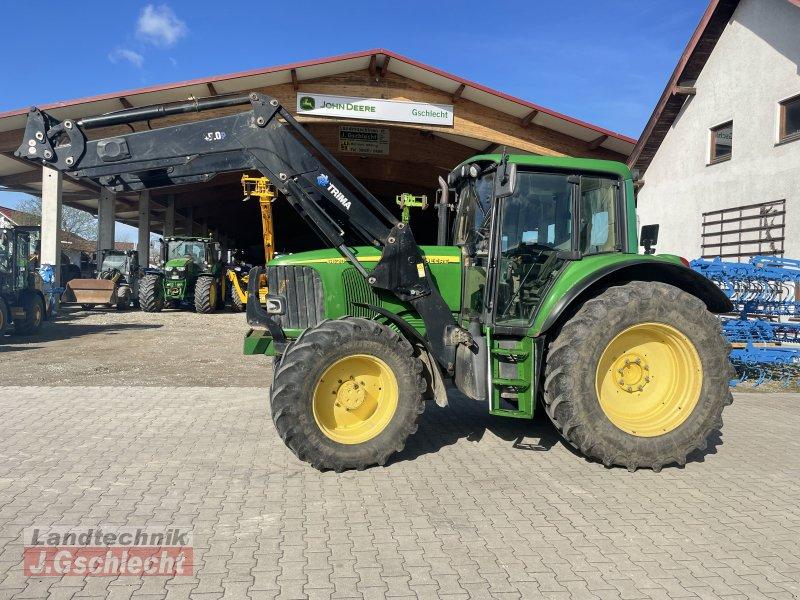 Traktor типа John Deere 6620 Premium, Gebrauchtmaschine в Mühldorf (Фотография 3)