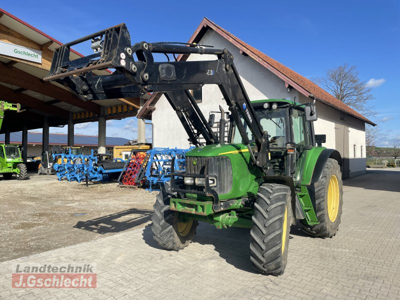Traktor типа John Deere 6620 Premium, Gebrauchtmaschine в Mühldorf (Фотография 11)