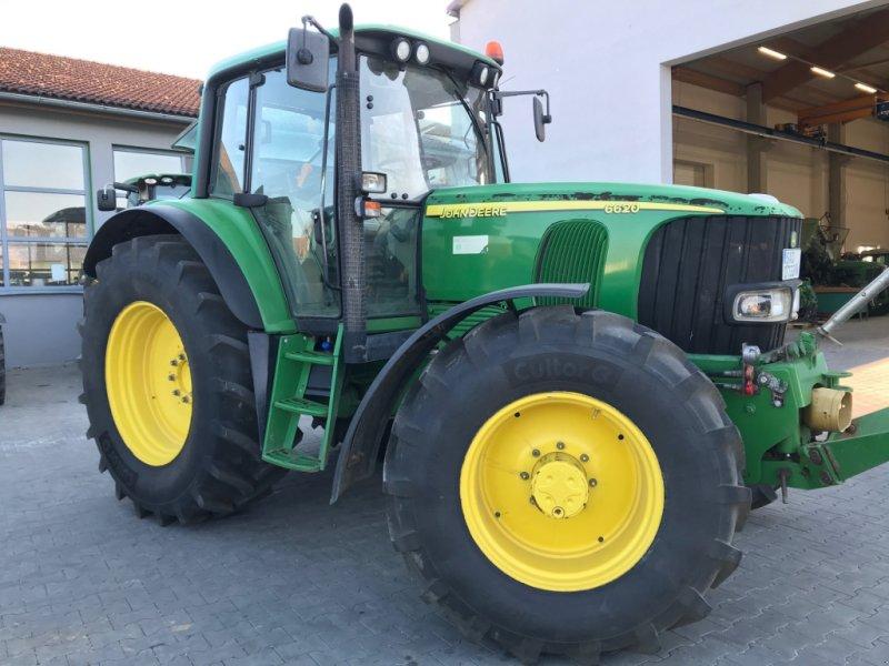Traktor типа John Deere 6620 Premium, Gebrauchtmaschine в Burglengenfeld (Фотография 4)