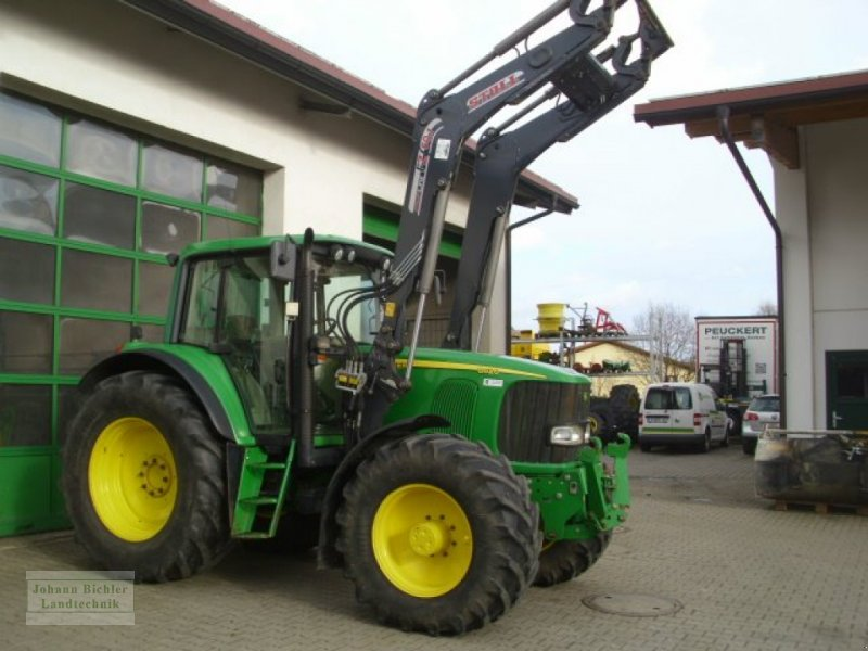 Traktor des Typs John Deere 6620 Premium, Gebrauchtmaschine in Unterneukirchen (Bild 1)