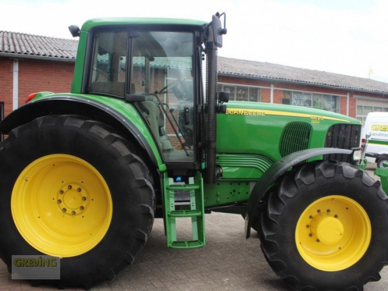 Traktor typu John Deere 6620 Premium, Gebrauchtmaschine v Ahaus (Obrázok 6)