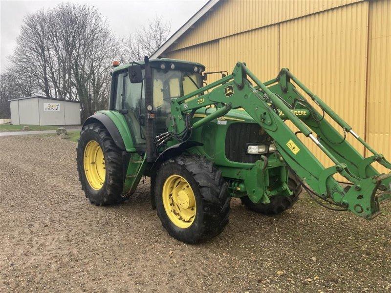 Traktor tip John Deere 6620 TLS - AutoQuad, Gebrauchtmaschine in Gråsten (Poză 1)