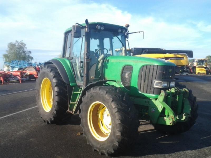 Traktor типа John Deere 6620, Gebrauchtmaschine в ANTIGNY (Фотография 1)