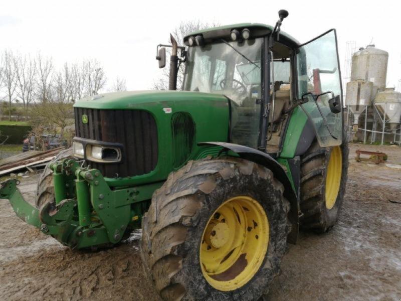 Traktor типа John Deere 6620, Gebrauchtmaschine в ANTIGNY (Фотография 3)