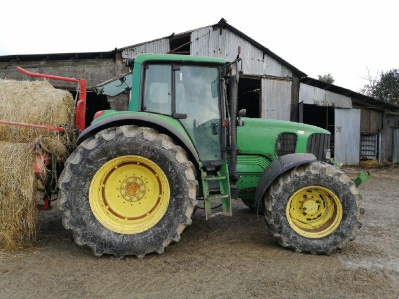 Traktor типа John Deere 6620, Gebrauchtmaschine в ANTIGNY (Фотография 9)